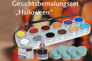 Halloween Schminkset