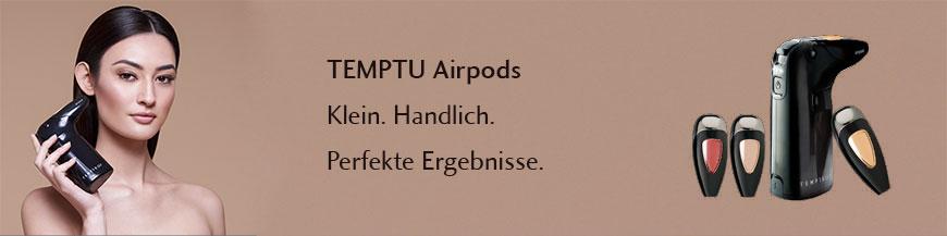 Startbild TEMPTU AIRpod